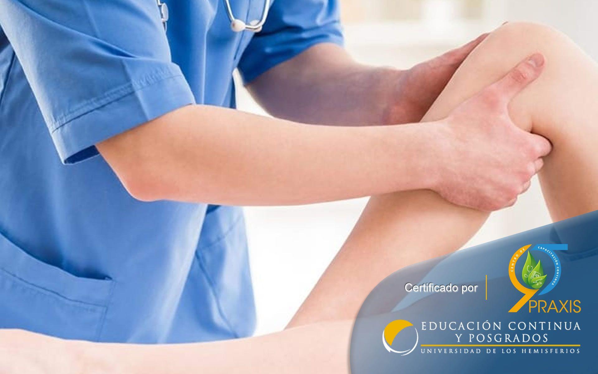 Certificación en Auxiliar de Fisioterapia y Rehabilitación