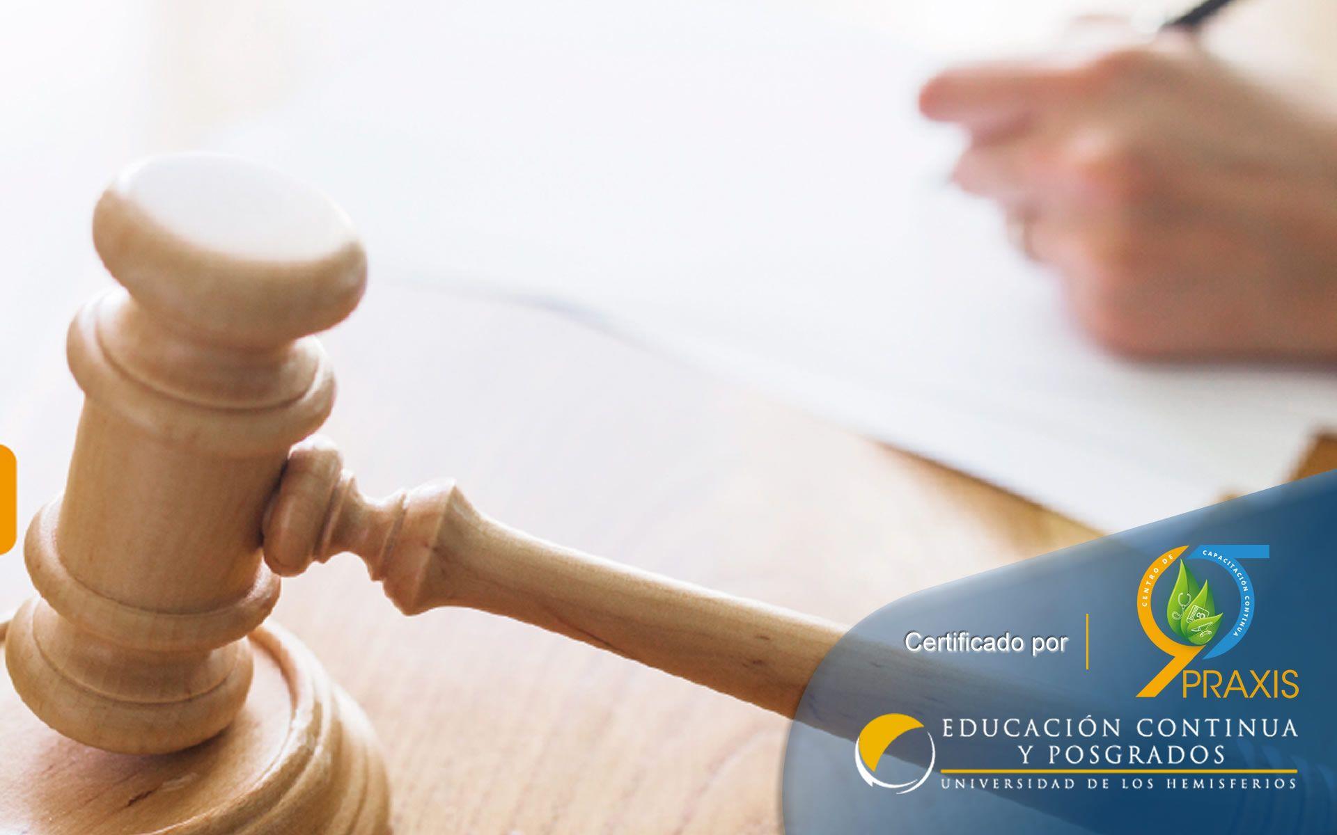 Certificación en Auxiliar Judicial