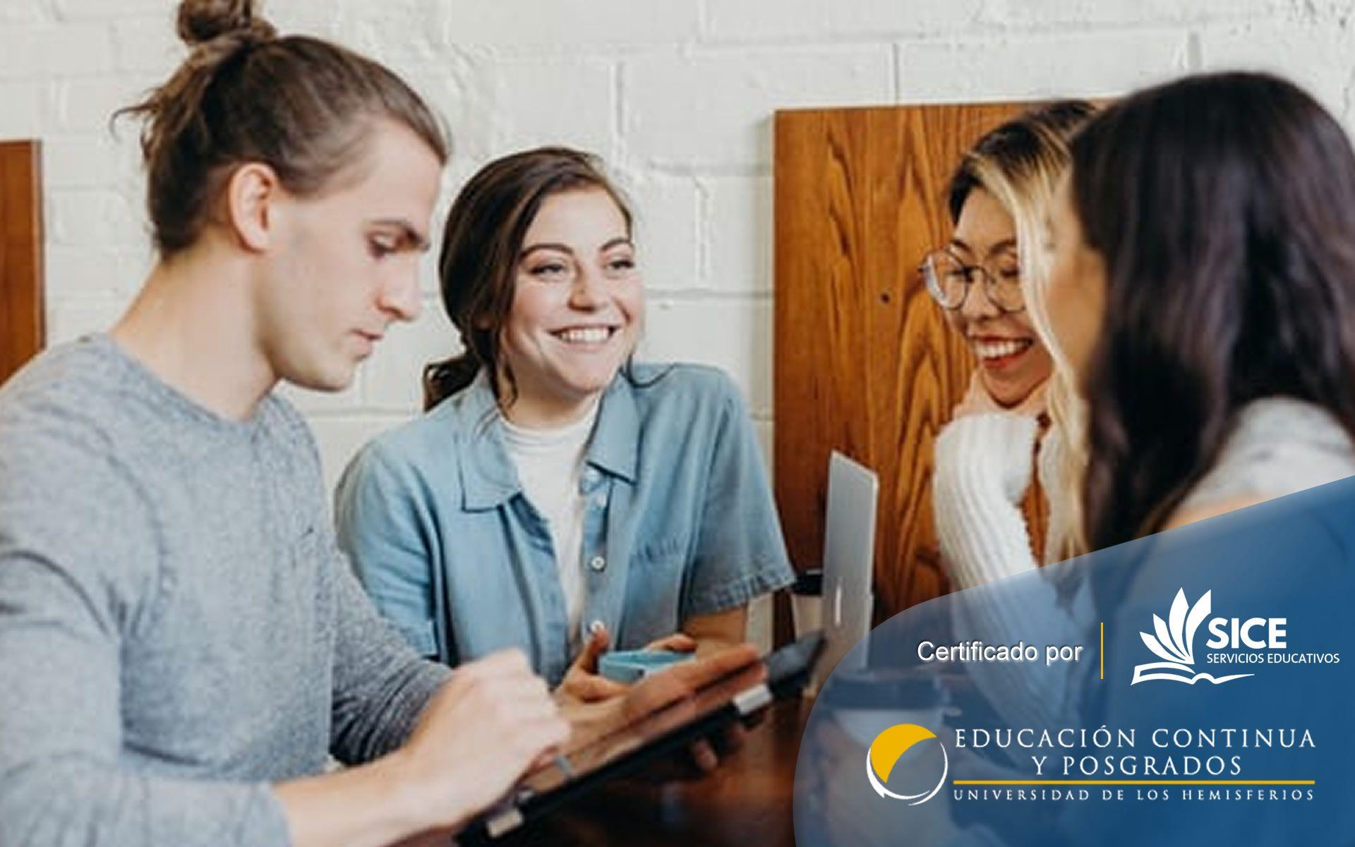 Certificación en el Proceso de la Comunicación con Mención en Gestión de Emociones y Resiliencia