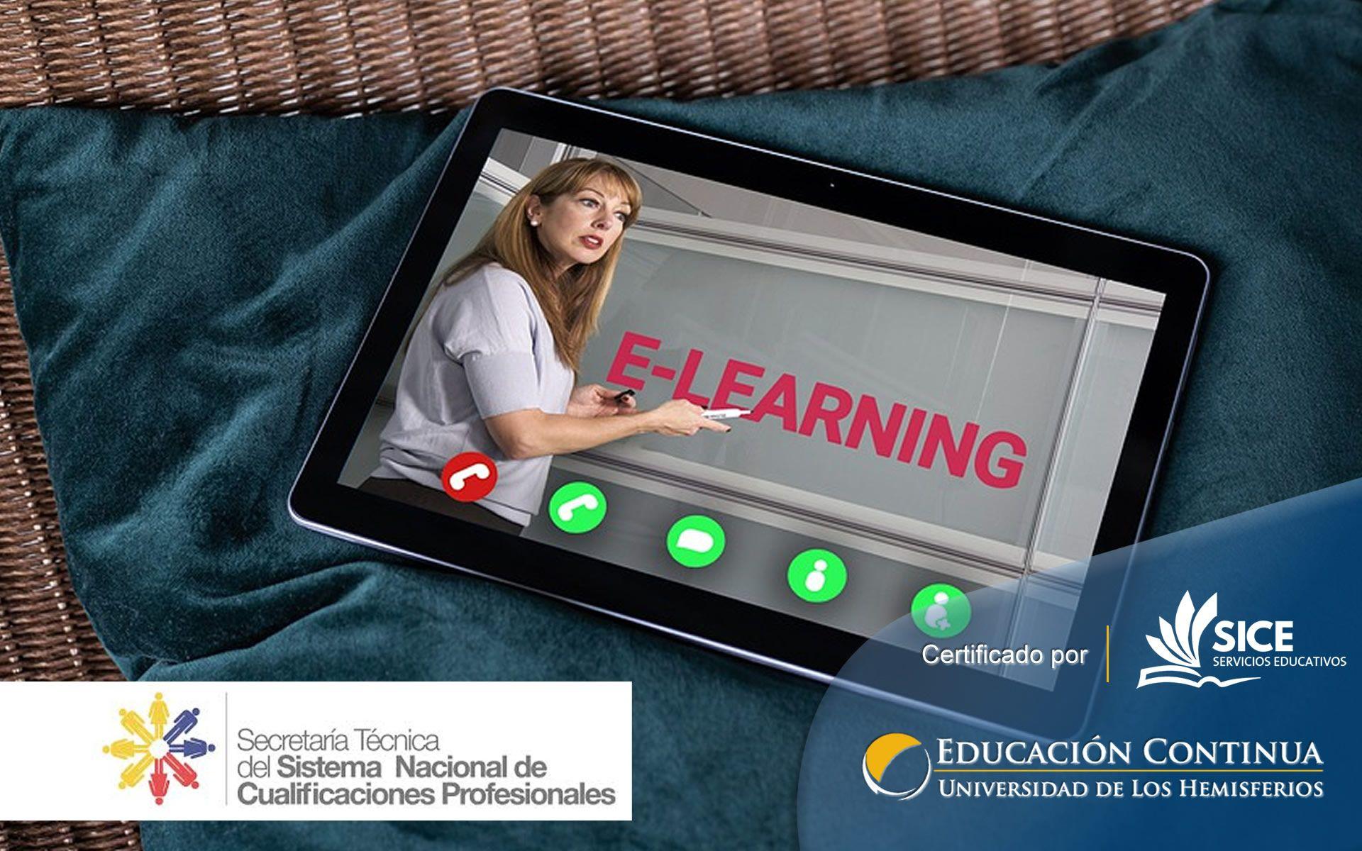 Certificación Online Formación Docente para la Educación Virtual