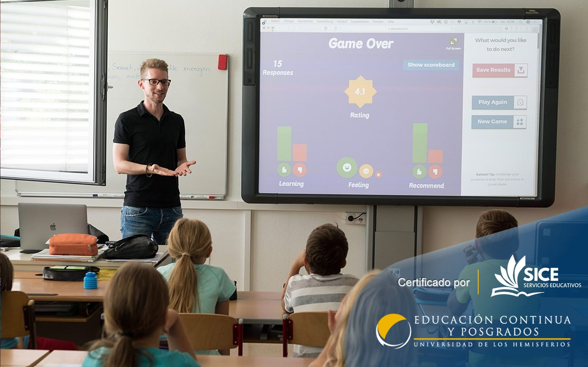 Certificación de Competencias Digitales y Uso de Recursos Educativos En Línea
