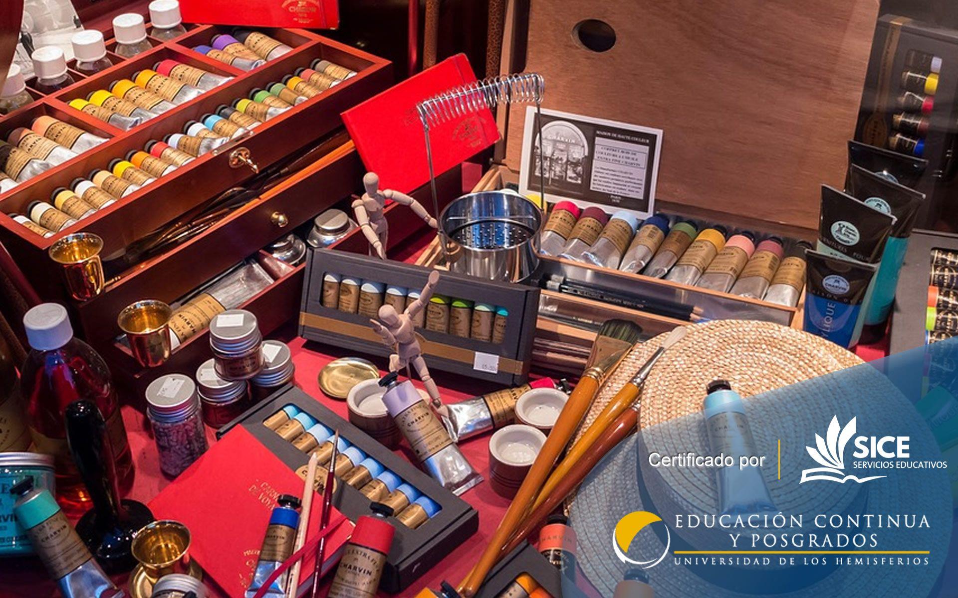 Certificación de Introducción a las Artes Visuales
