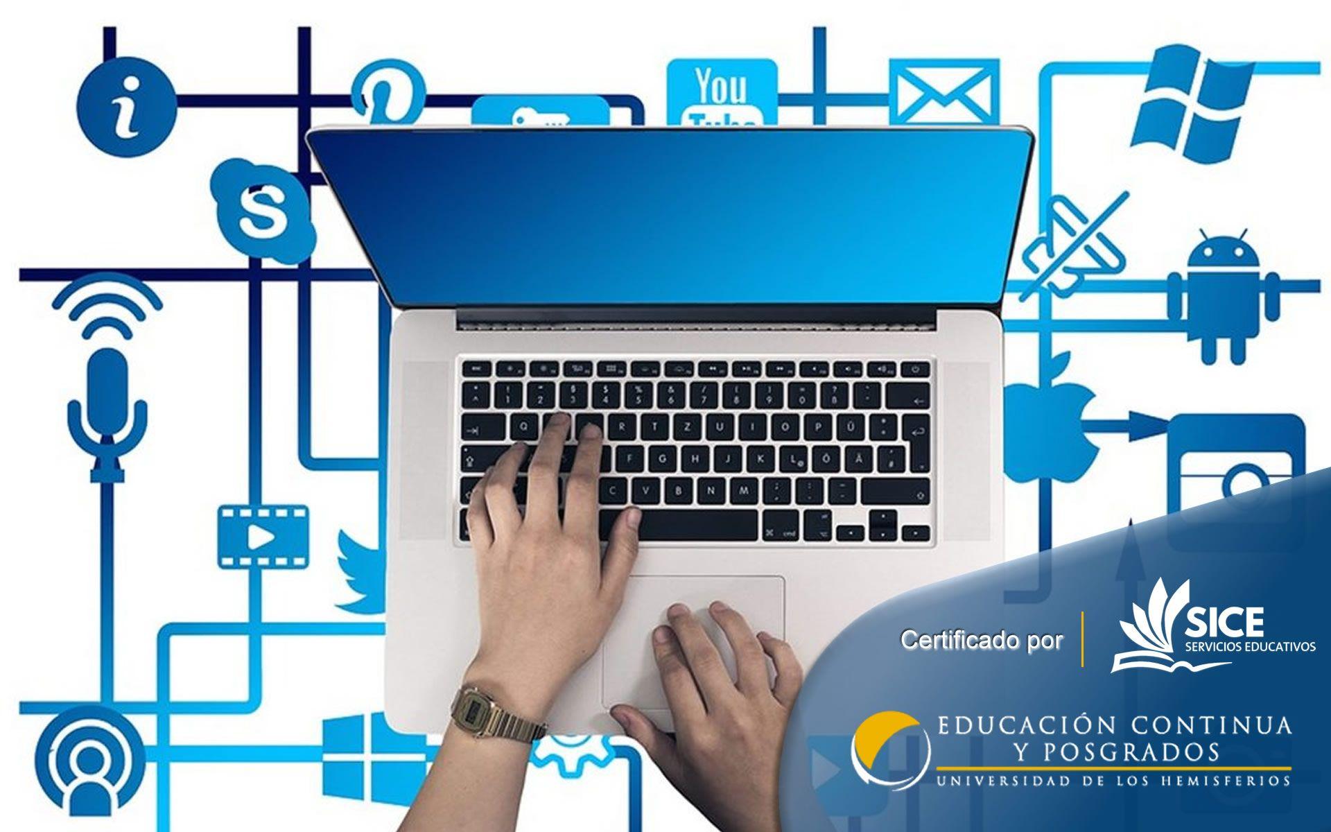 Certificación Internacional Semipresencial de Marketing Digital con Mención en Creación de Contenidos