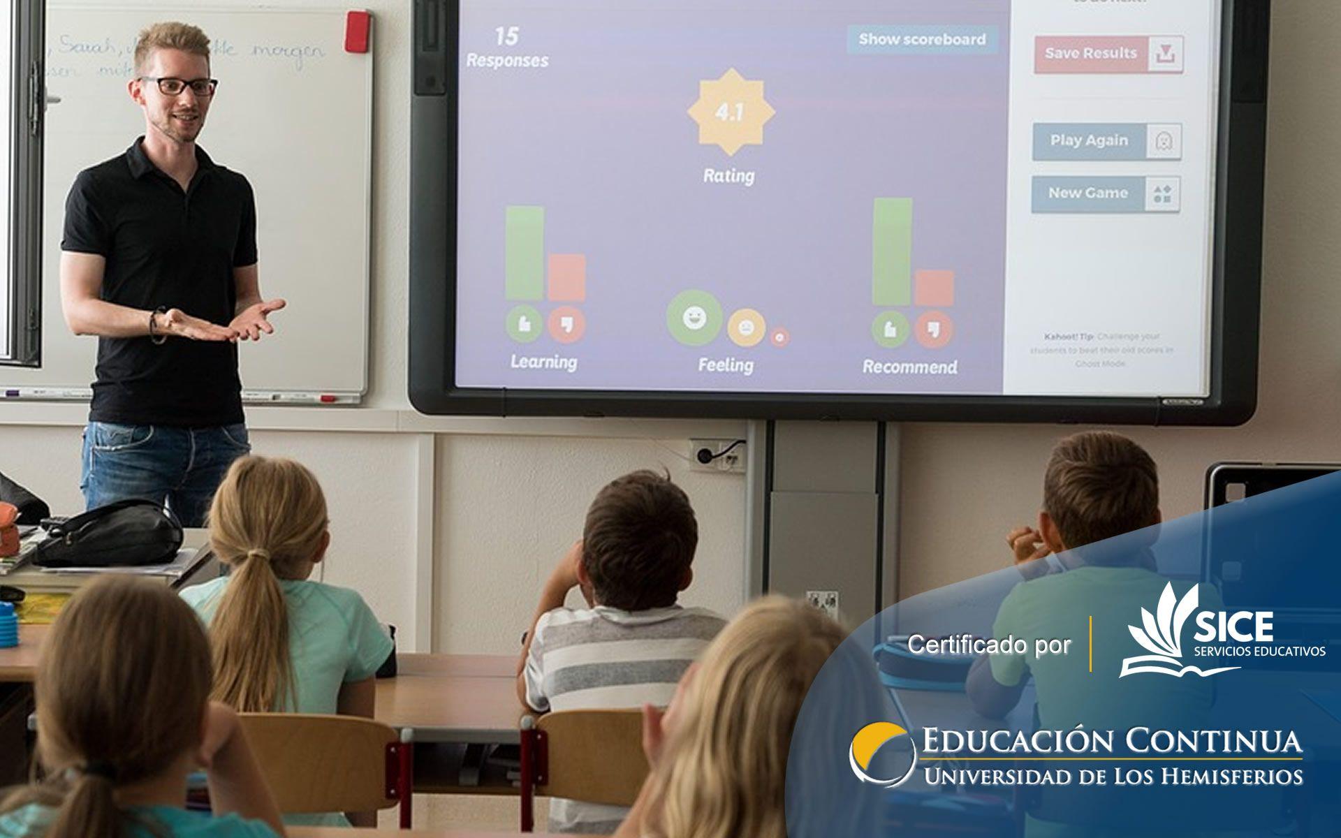 Certificación Online En Modelo Flipped Classroom