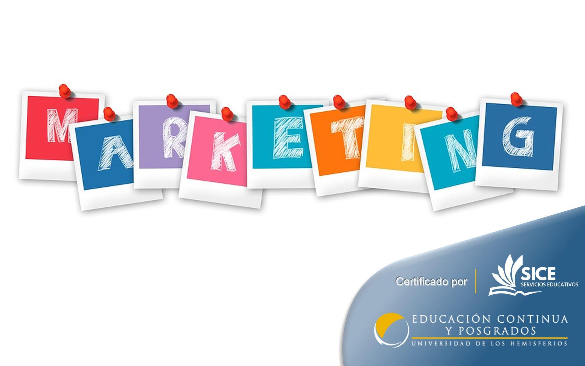 Certificación de Principios del Marketing (Online)