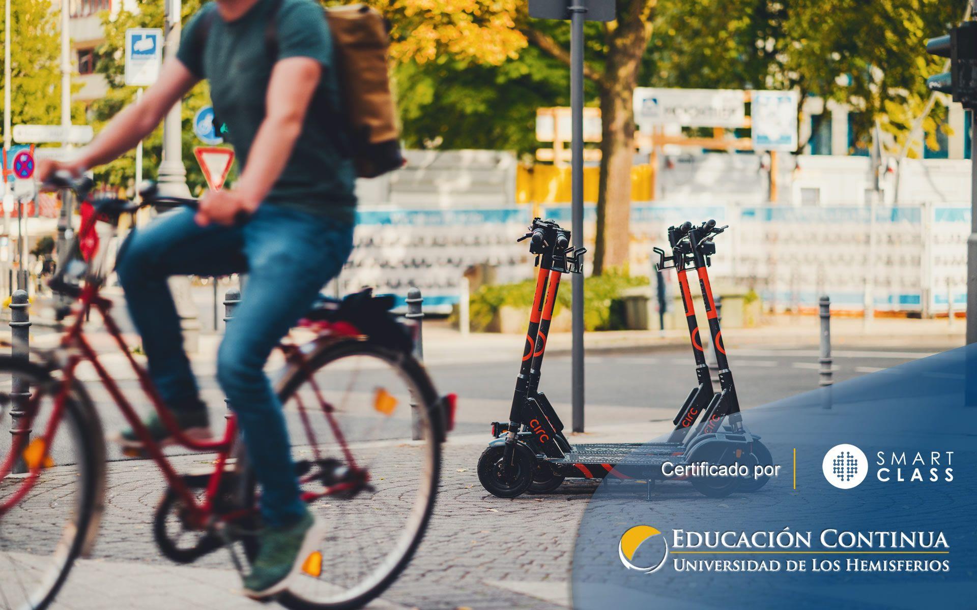 Curso de Fundamentos de Movilidad Urbana Sostenible y su Aplicación en la Planificación de Ciudades