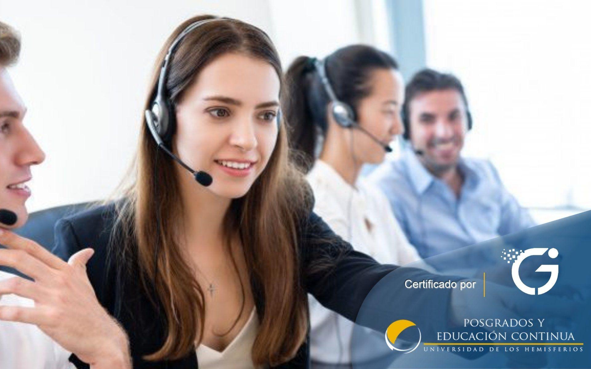 Certificación como Teleoperador de Atención al Cliente