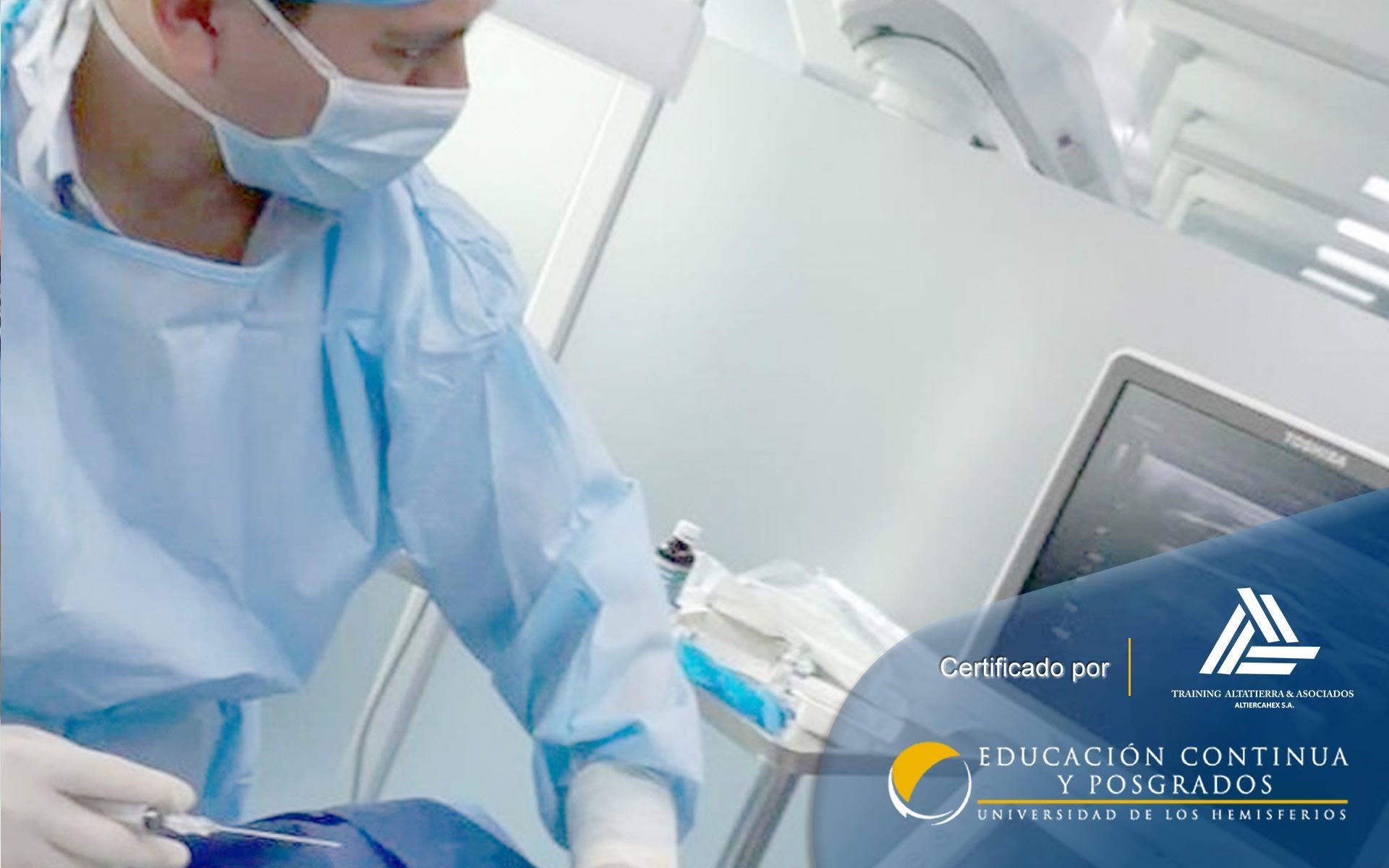 Taller en inserción percutánea y ecoguiada de catéteres – Guayaquil 2019